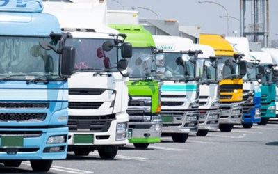 No-Deal Brexit Risks Lorry Park