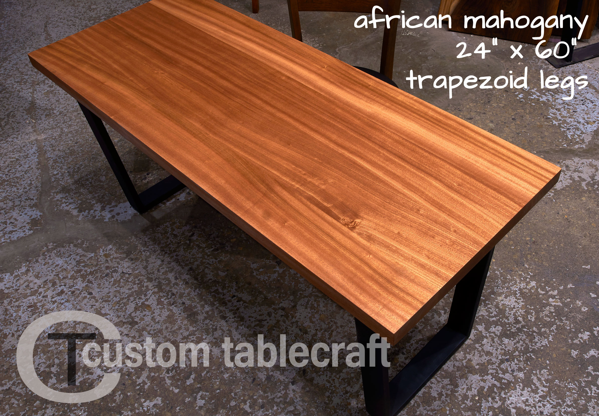 Images Of Our Solid Wood Tables And Tabletops