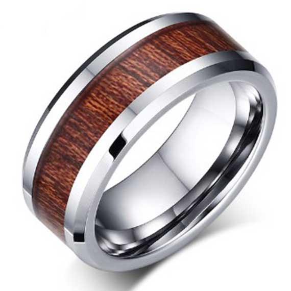 silver-retro-wood-grain-design-8mm-mens-tungsten-ring