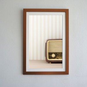 Cuadro radio vintage