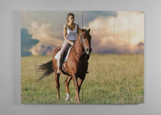 Impresion en madera de tus propias fotos 80x60