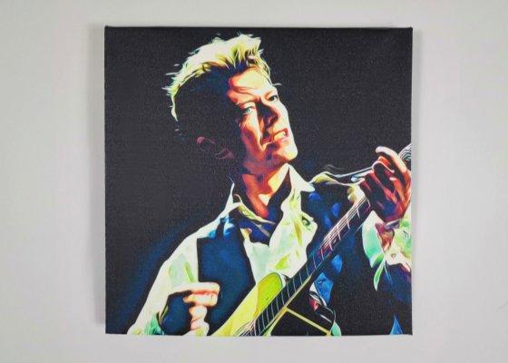 LIenzo David Bowie
