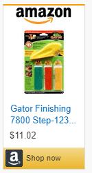 gator sander