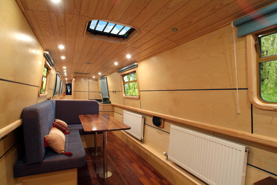 Cut Above Narrowboats Outstanding Unique Bespoke Fit
