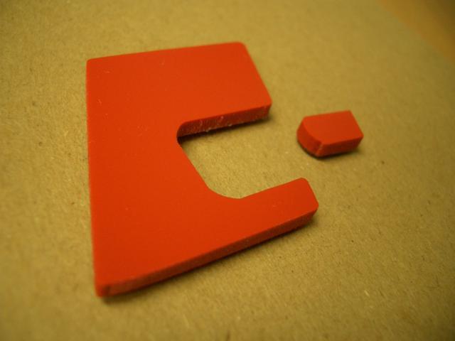 C5/C6/C7 Allroad Sport Badges – Rear (version 1)