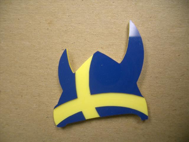 Volvo Viking Badges