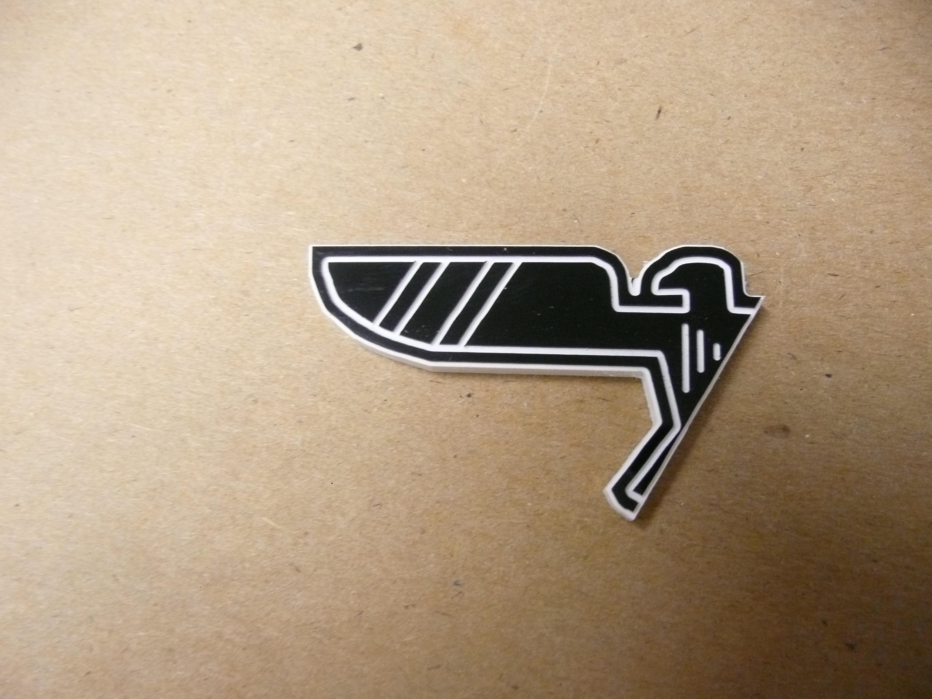Audi A4/5/6/7/8 Alder Badges
