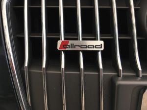 B8+ Custom Front Grill Badge 2