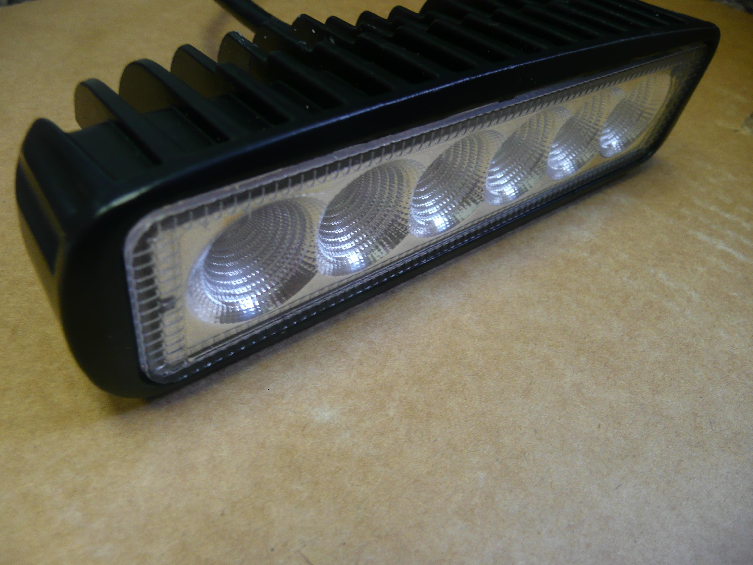 18W CREE LED Light Modules (Flood)