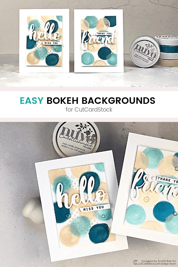 Pinterest | Easy Bokeh Backgrounds