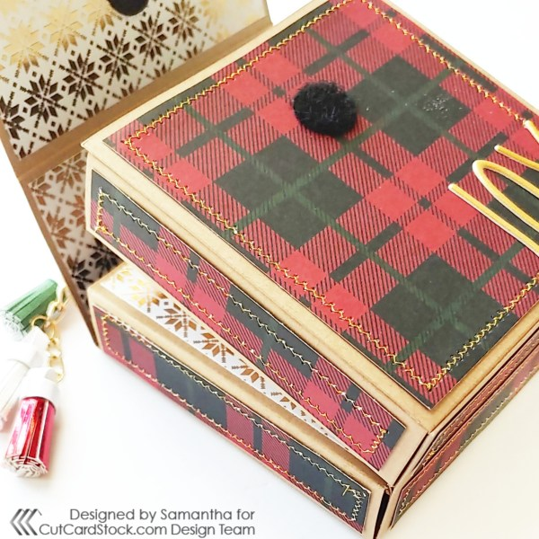 Micro Mini Album Gift Box