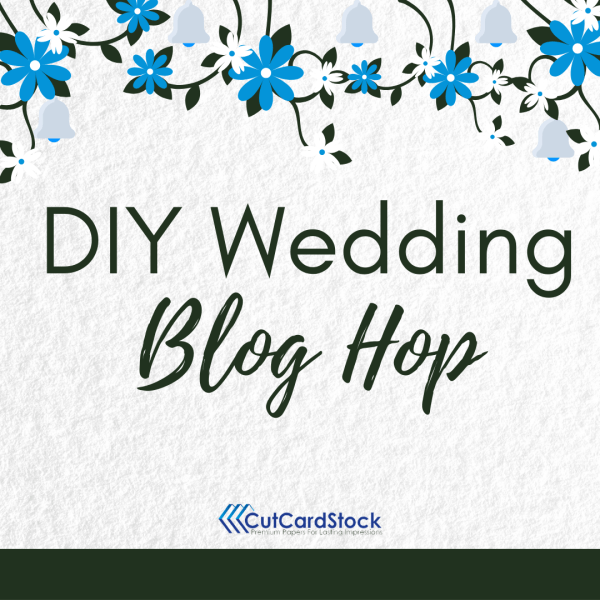 DIY Wedding 2020 Blog Hop + Giveaway
