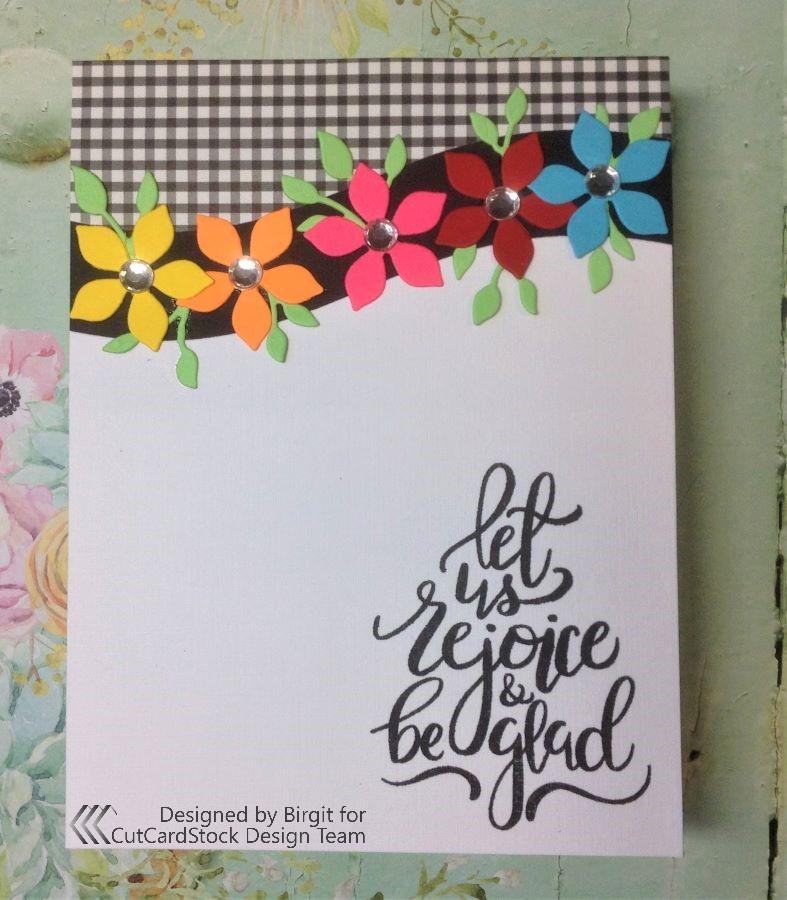 Color Pop Card Greetings