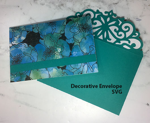 Hi, I am Janet fromTry it – Like it – Create it, and I have a lace envelope SVG to share as a part of theCutCardStockdesign team.