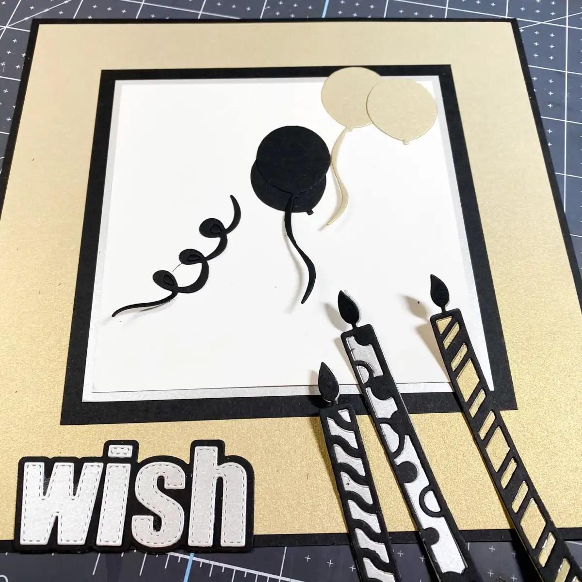 Wish Journaling Layout