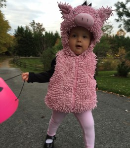 Cora and Halloween