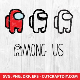 Download Among Us Character PNG Archives - High Quality Premium Design