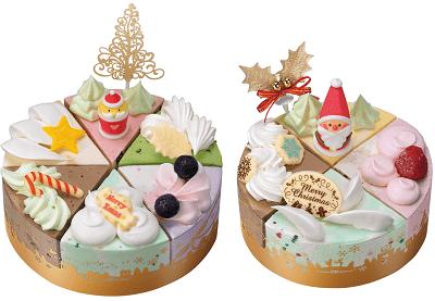 3106 min - ツムツムクリスマスデコレーションケーキが大人気!!今年もサーティーワン・アイスクリームでGET!