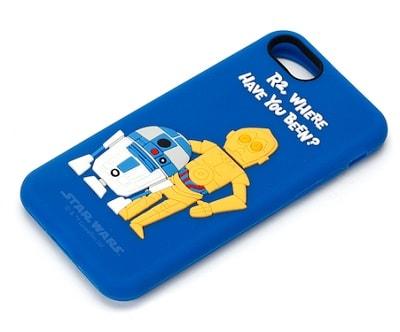 c3 min - iPhone 7対応スマホケース!!大人ディズニー+STAR WARSファンは予約を急げーー!