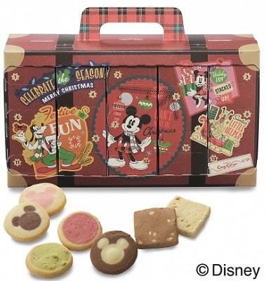 cozy06 min - ディズニー・デザイン「クリスマス限定スイーツギフト」銀座コージーコーナーさんでGET!!