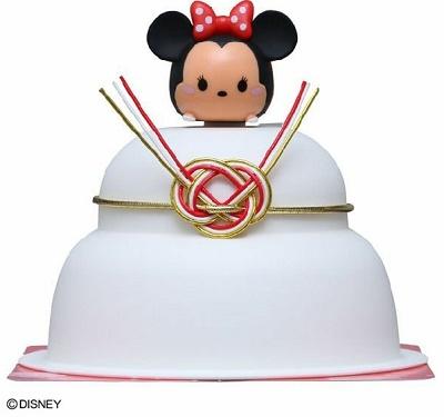 moti05 min - ディズニーツムツム・鏡もちで、より楽しく、かわいいお正月を迎えましょう!!