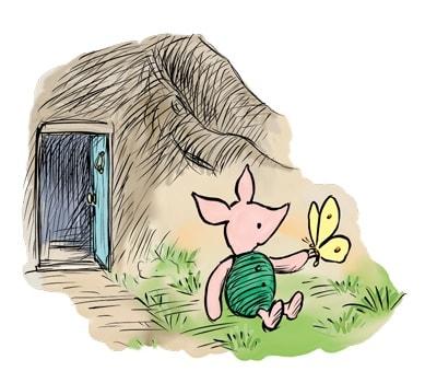 """pooh03 min - 改定版・くまのプーさんの誕生日って?原作誕生90年""""プーさんフェア""""から完全書き下ろし新作発売まで!"""