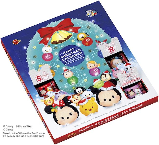 x03 min - ブルボン クリスマス向け限定商品|ディズニーデザインからプチクマくんまでをご紹介