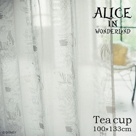 "alice09 min - ディズニーシリーズ""Alice in Wonderland""のインテリアファブリックでお部屋の模様替え?!"