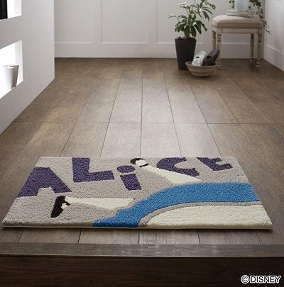 "alice27 min - ディズニーシリーズ""Alice in Wonderland""のインテリアファブリックでお部屋の模様替え?!"