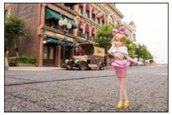 doll04 min - 東京ディズニーリゾートのかわいい♥ファッションドール!!