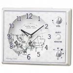 mickeytokei01 min 1 - SEIKO(セイコークロック)さんからミッキーマウス&ミニーマウス / ふしぎの国のアリスをモチーフにした時計が発売されます。キュート♥