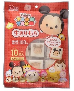 tummochi01 mintittle - ディズニーツムツムの切り餅がかわいすぎる!!さて、どう料理する?!