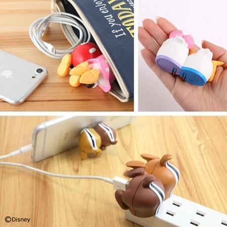 usb02 min - ディズニーキャラクター・USBケーブル対応充電器!!「おしりシリーズ」に新デザイン!