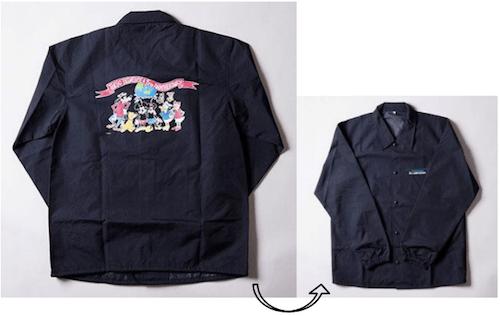 be03 min - 東京ディズニーシー15周年記念・BEAMSプロデュース限定グッズが発売されます!
