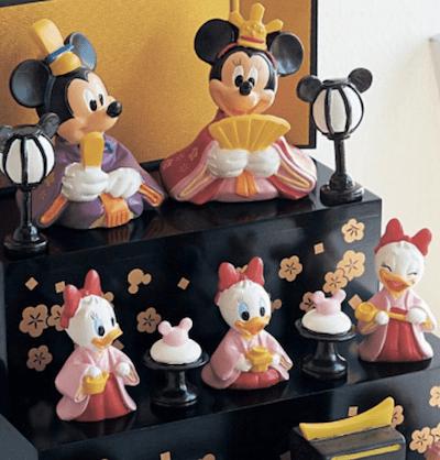 hina04 min - 桃の節句には、ディズニー雛人形を飾りたい!!