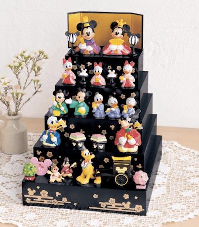 hina05 min - 桃の節句には、ディズニー雛人形を飾りたい!!