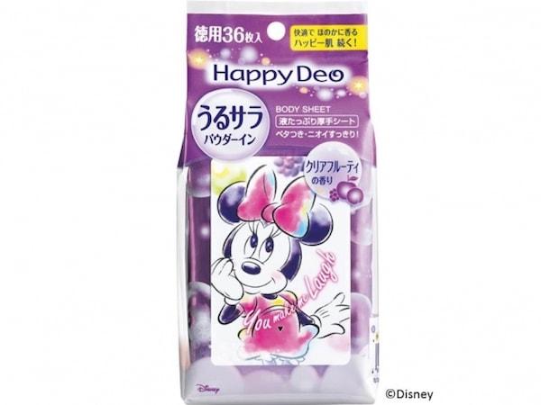 man03 min - マンダム ハッピーデオ 〜 ディズニーデザインが新しくなって新発売!!