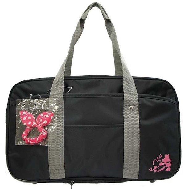 bag08 min - 女子高生のスクールバッグにはディズニーシリーズはあるの?!