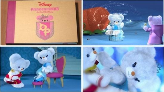bear07 - ディズニーストア ユニベアシティからウフフィ ツムツムまで 〜 ディズニー映画「 白雪姫」公開80周年記念