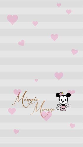 m mati04 min - ミニーマウス壁紙20選+1 ❤︎ キュートすぎるミニーをスマホにも!!