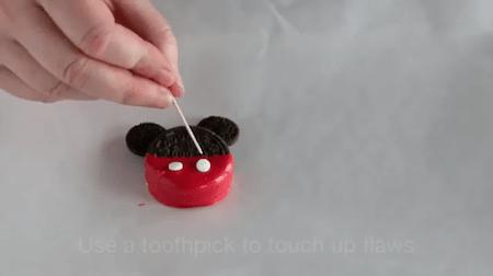 resipi07 min - ミッキーマウスとミニーマウスのクッキーがオレオで簡単に作れてしまう 〜 レシピご紹介!!