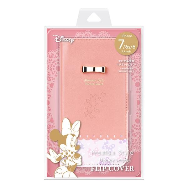 disney pga02 min - iPhone7 6s 6 フリップカバー 〜 春色のディズニーデザインが登場です!!