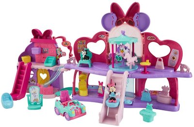 disney toy10 min - ディズニーのおもちゃ ミニーマウスがいっぱい クリスマスやお誕生日プレゼントに!!