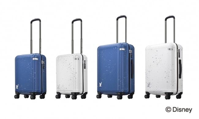 mickey case05 min - スーツケース1940本限定|ファンタジアミッキースーツケースが発売されました!!