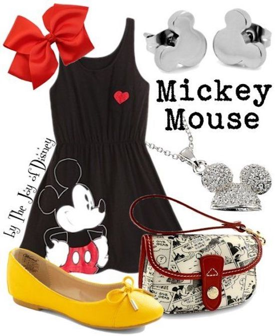 mickey f02 min - ミッキーマウス コーディネート|スナイデル (snidel) の大人かわいいディズニーコレクション