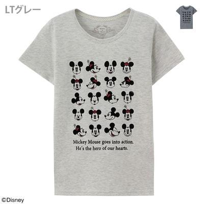 mickey t02 min - Tシャツを楽しむ 〜 ミッキー&ミニー Tシャツ25点 大集合!!