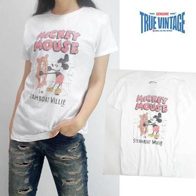 mickey t13 - Tシャツを楽しむ 〜 ミッキー&ミニー Tシャツ25点 大集合!!