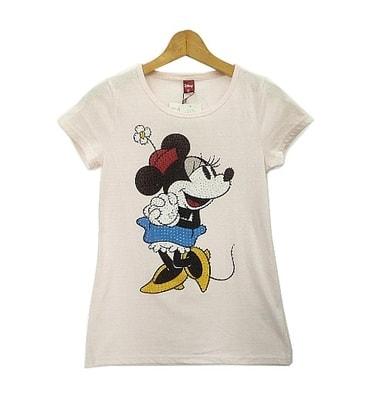minnie t09 min - Tシャツを楽しむ 〜 ミッキー&ミニー Tシャツ25点 大集合!!