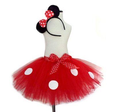 tu16 min - ディズニー ハロウィン衣装 〜 ミニードレスをハンドメイドしよう!!