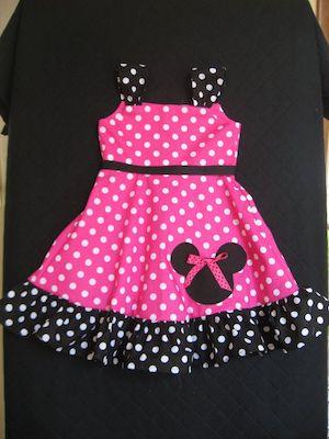 wanpi02 min - ディズニー ハロウィン衣装 〜 ミニードレスをハンドメイドしよう!!